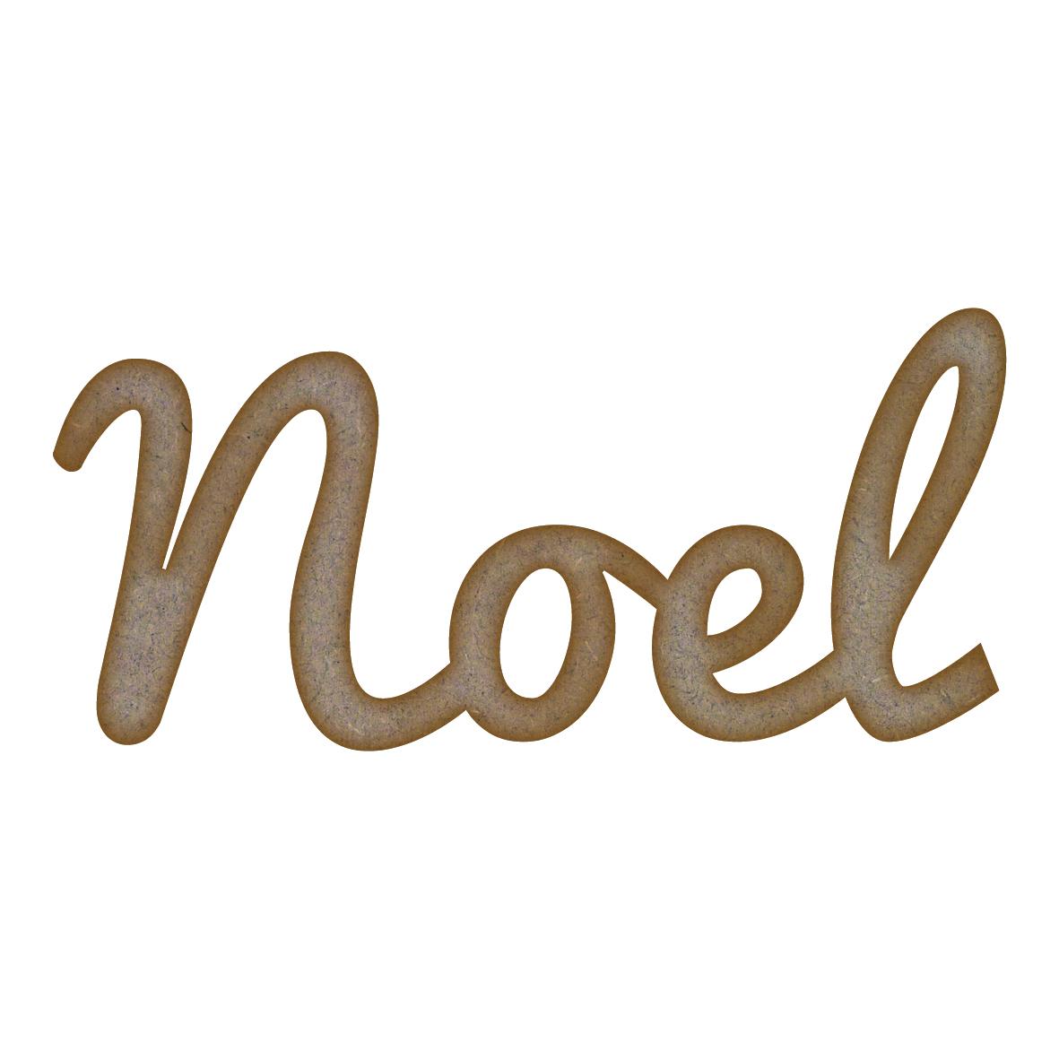 noel word mdf laser cut craft blanks in various sizes ebay
